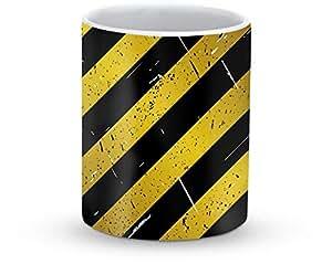 Stylizedd Mug 11oz Ceramic Mug Under Construction