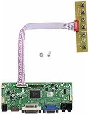 "HDMI LCD Controller Board met DVI VGA Audio-ingang, voor DIY Arcade 1up en 17 ""M170ETN01.1 WYD170SKD-01 1280x1024 30P LVDS Lcd-scherm"