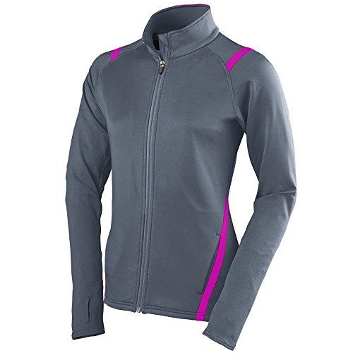 Augusta Sportswear Girls' FREEDOM JACKET S Graphite/Power Pi