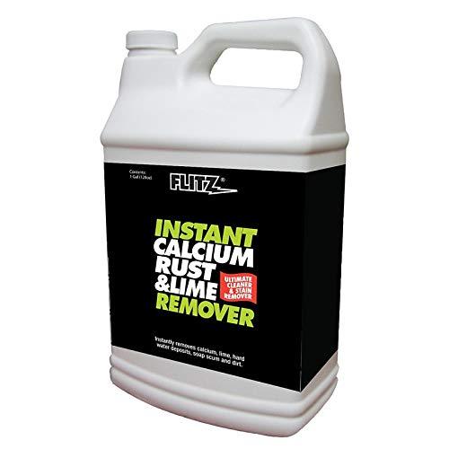Flitz Instant Calcium, Rust & Lime Remover - Gallon ()