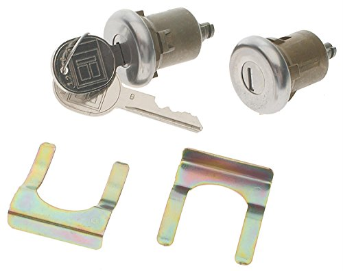 ACDelco D569A Professional Door Lock Cylinder with Key ()