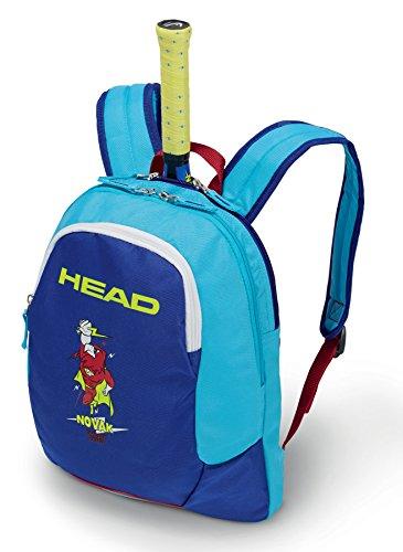 HEAD Kids Novak Djokovic Racquet Backpack (Blue)