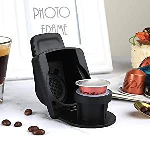 i Cafilas Reusable Coffee Pods Adapter Converter Holder for Espresso Original Line Capsule Compatible with Dolce Gusto Brewers