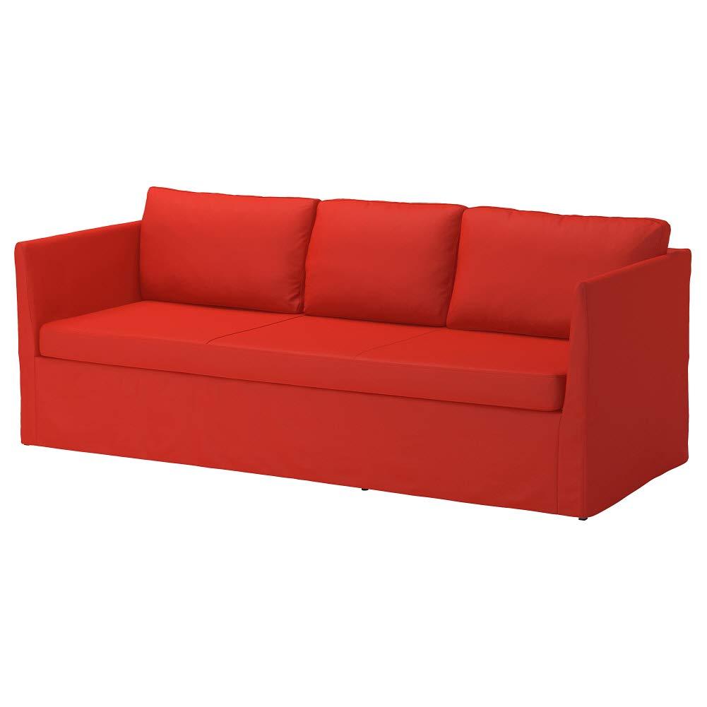 Amazon.com: IKEA ASIA BRATHULT Cover for 3-seat Sofa Vissle ...
