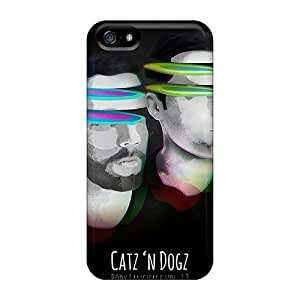 Great Hard Cell-phone Cases For Iphone 5/5s With Custom Stylish Muse Band Skin AshleySimms
