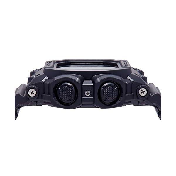Casio G-SHOCK Reloj Digital, Reloj radiocontrolado y solar, 20 BAR, Negro, para Hombre, GX-56BB-1ER 7