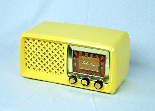 working-antique-vintage-1952-silvertone-am-radio