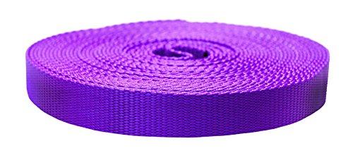Strapworks Flat Nylon Webbing 1