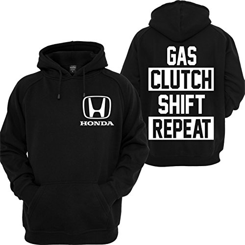 Honda Custom Hoodie ATV Civic CBR Motorsport Racing JDM Turbo Cars Sweatshirt