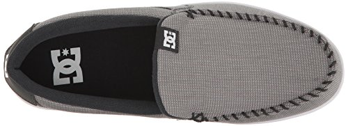 Shoes Low Villain Gray On DC Shoes Top Slip Men's Gwh PqAdvUw