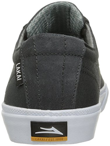 Lakai Mj Wt Charcoal Oiled Suede Charcoal Oiled Suede