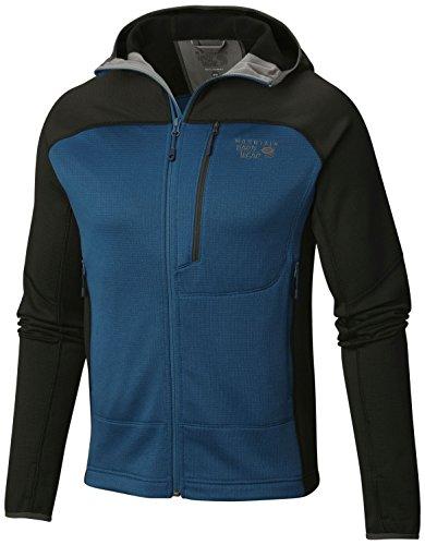 Mountain Hardwear Desna Grid Hooded Jacket - Men's