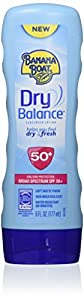 Banana Boat Dry Balance Broad Spectrum Sunscreen Lotion, SPF 50+ - 6 Ounce