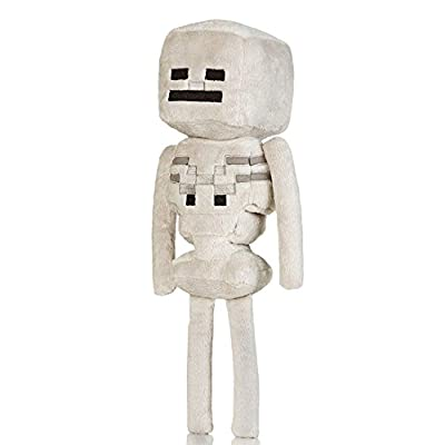 Official Minecraft Skeleton 13 Plush Toy Figure by MOJANG