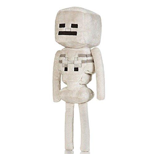 "Skeleton Plush - Minecraft - 33cm 13"""