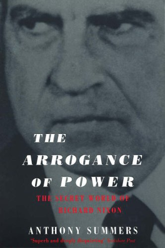 Download The Arrogance of Power : Nixon and Watergate pdf epub