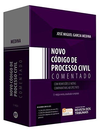 Novo Código de Processo Civil Comentado