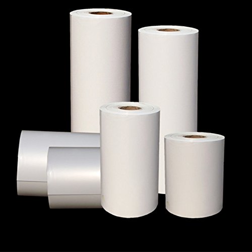 Blank Hydrographic Film Blank water transfer printing film for inkjet printer 0.6X20M by TSAUTOP