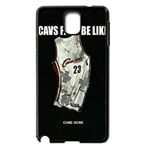 Customized Cover Case for Samsung Galaxy Note 3 N9000 (LeBron James CCW-23550)
