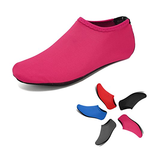 Pink Surf Yoga Skin and Socks Water BTDREAM Quick Men Beach Dry Aqua Water For Shoes Women's Barefoot Swim Aerobics 0UZU6