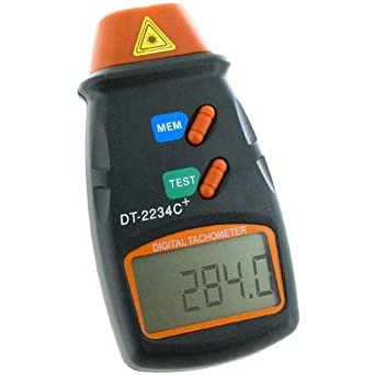 digital laser tachometer 2 5 99, 999 rpm meter amazon comdigital laser tachometer 2 5 99, 999 rpm meter amazon com industrial \u0026 scientific