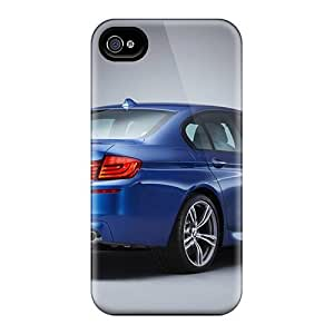 Iphone 4/4s Cover Case - Eco-friendly Packaging(bmw M5)