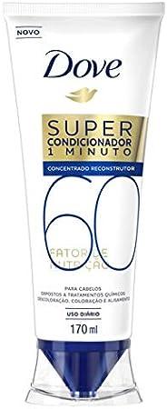 Super Condicionador 1 minuto Dove Fator de Nutrição 60 170ml