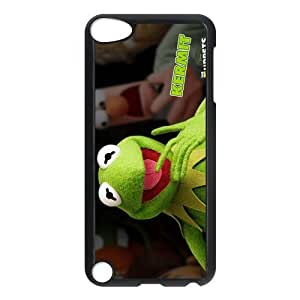 Howdy Kermit The Frog The Muppets Protective Hard Case Cover Skin for iPod Touch 5 5G 5th Generation- 1 Pack -...