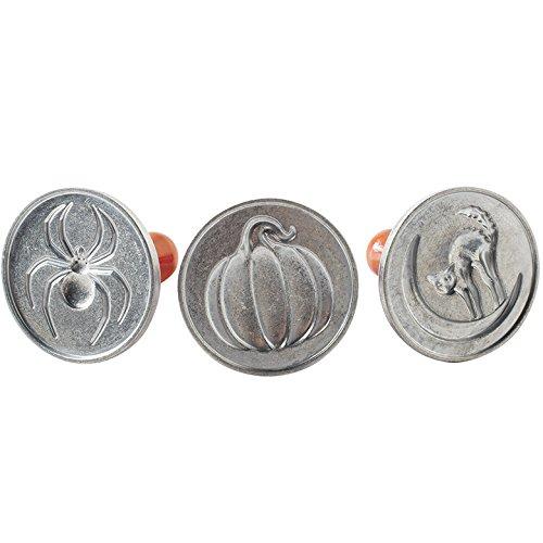 Nordic Ware Halloween Cookie Stamps