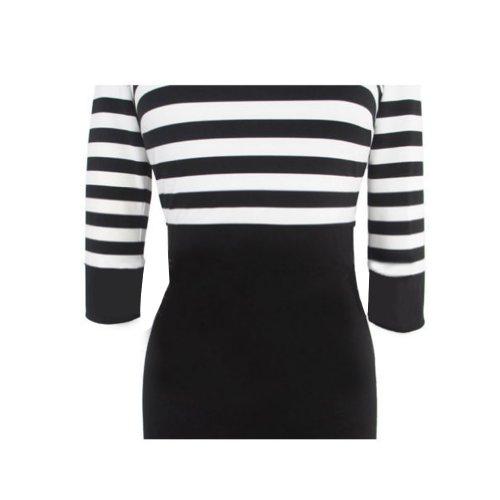 Janecrafts Striped Dress (XL) by Janecrafts (Image #4)