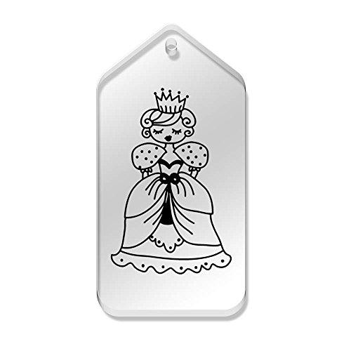 X Azeeda tg00065735 Hermosa' De 10 'princesa Etiquetas Mm 66 Claras 34 Cq5Bw