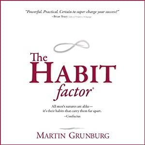 The Habit Factor Hörbuch
