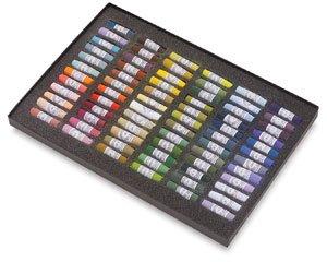 Jack Richeson Unison Pastel Landscape Colors, Set of 72
