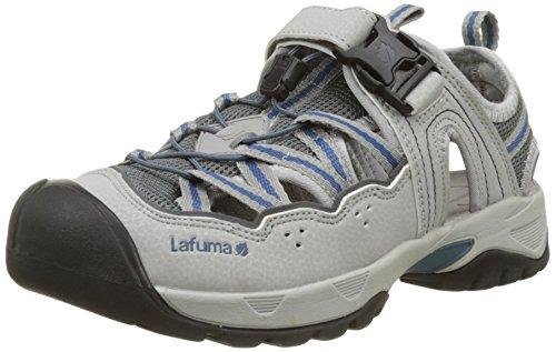 Lafuma Ld Kallady - Chaussures De Randonnée Basses Femme Gris (mercury Grey/deep Water)