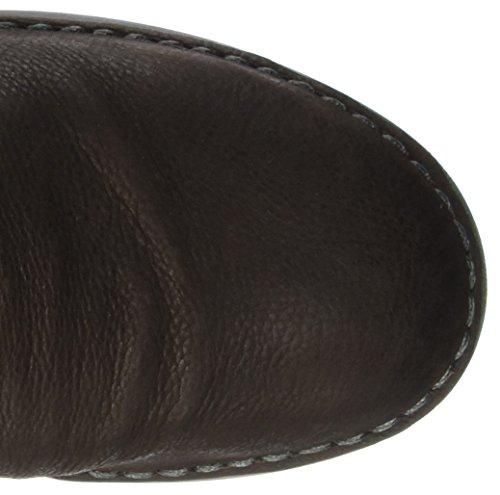 Softinos Teya328sof Smooth - Botas plisadas Mujer Braun (Dk Brown)