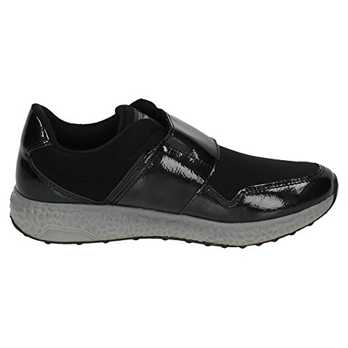 Deportivos Negro Spain Casual Made Mujer In 13751 Deportivo x74nw1qz