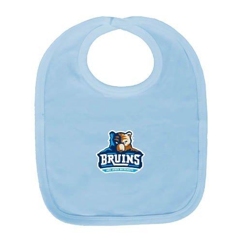Bob Jones University Light Blue Baby Bib 'Official Logo' by CollegeFanGear