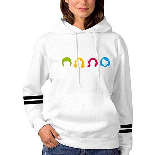 TLZCGWCW ABBABBCC Mamma MIA Women's Hoodie Sweater Jacket Pullover ()