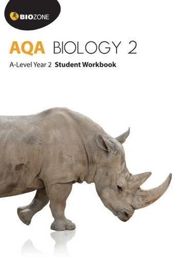 AQA Biology 2 A-Level Year 2 Student Workbook (Biology Student Workbook) by Greenwood - Mall 10 Greenwood