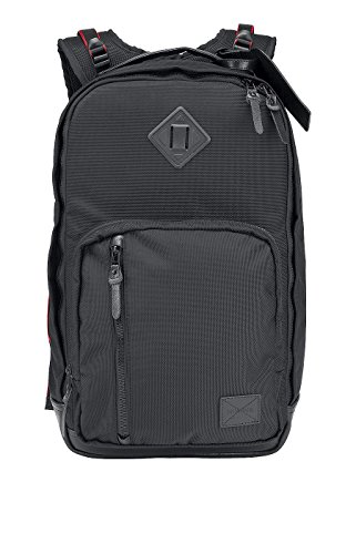 Nixon Men's Visitor Backpack, Black, One (Nixon Mesh Backpack)