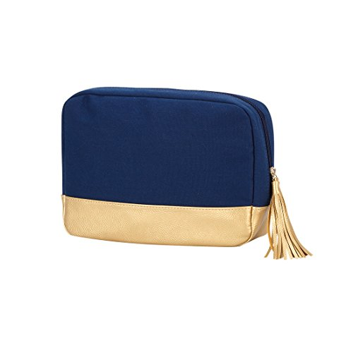 Embroidered Cosmetic Bags - 9