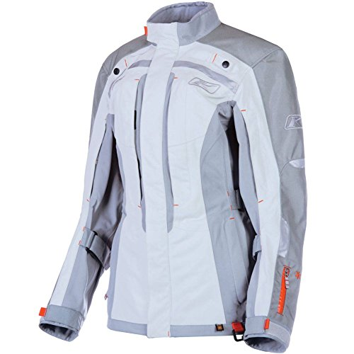 Klim Altitude Women's MotoX Motorcycle Jackets - Gray/X-Large