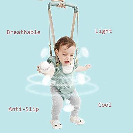 Azul Baby Walking Assistant CLINI Beb/é Caminar Arn/és 2-in-1 Seguridad Asistente Ni/ños Andador para 7-24 meses