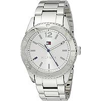 Tommy Hilfiger Women's 1781267 Casual Sport Stainless Steel Watch