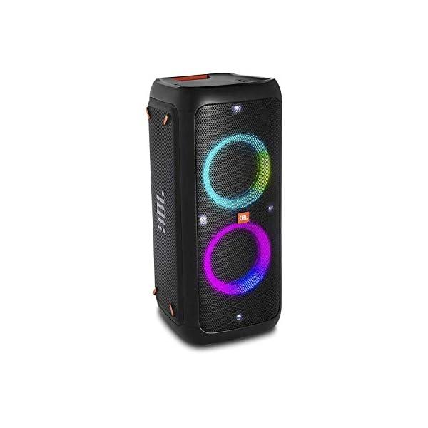 JBL Partybox 200 Enceinte portable Bluetooth avec effets lumineux 1