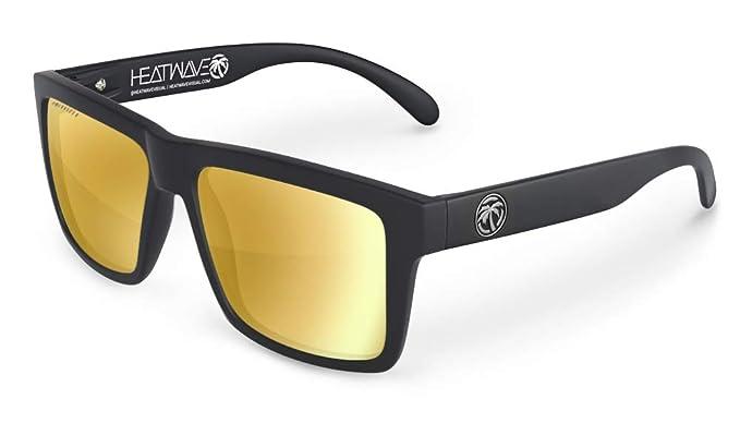c93fdb33bd366 Amazon.com  Heat Wave Visual Vise Z87 Sunglasses in 24K Gold ...