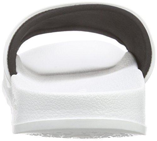 Calvin 100 Klein K9uk014044 Bianco Mare Ciabatte Unisex piscina white rrq6CgwA
