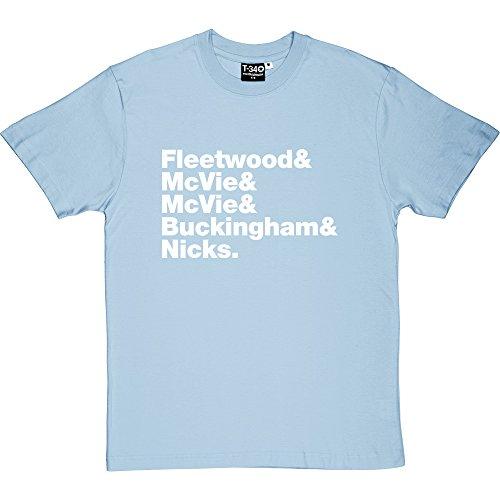 T34 - Camiseta Sky Blue Men's T-Shirt