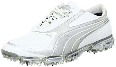 PUMA Men's AMP Cell Fusion SL Golf Shoe