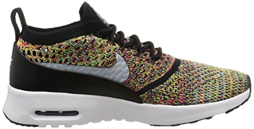 Nike Wmn Air Max Thea Ultra FK Multi Blk BRIGHT CRIMSON/WOLF GREY-BLACK